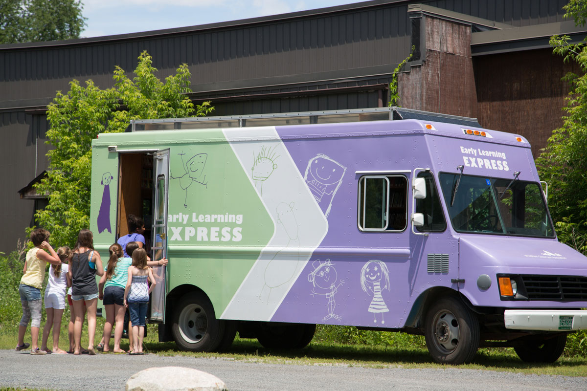 Early Learning Express Bookmobile